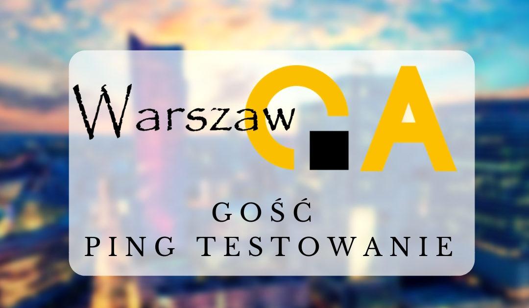 Testowanie oprograpowania podcast – WarszawQA spotkanie z testowaniem