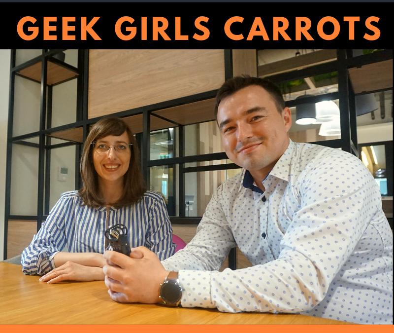 Testowanie Oprogramowania Podcast – Geek Girls Carrots