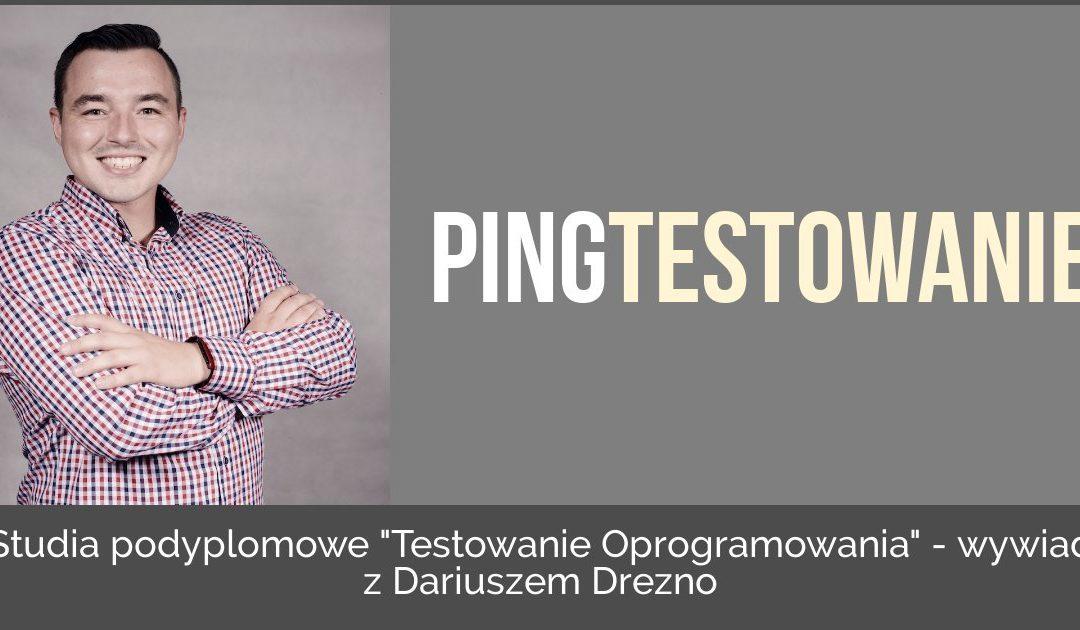 Studia podyplomowe Testowanie Oprogramowania – Vistula