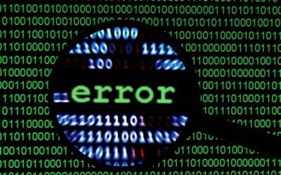 Testowanie oprogramowania podcast – Błąd czyli terminologia