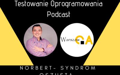 WarszawQA – Syndrom Oszusta