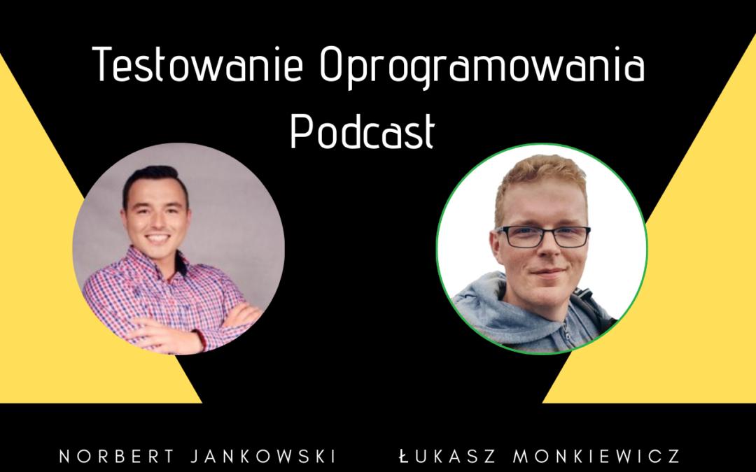 Mikroserwisy gość Łukasz Monkiewicz